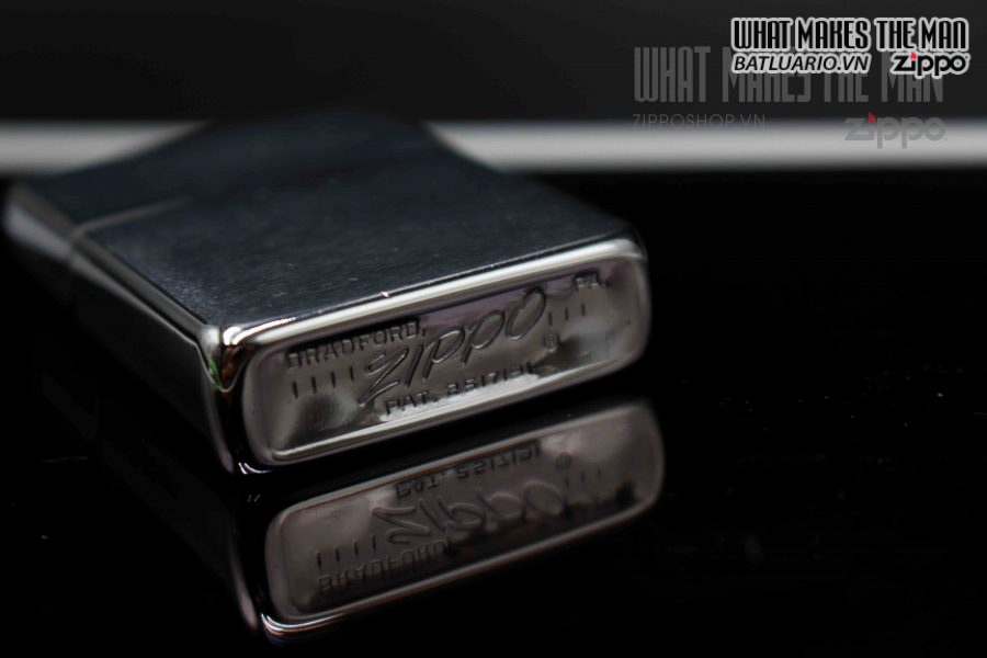 ZIPPO XƯA 1967 – NATIONAL STATE BANK 6