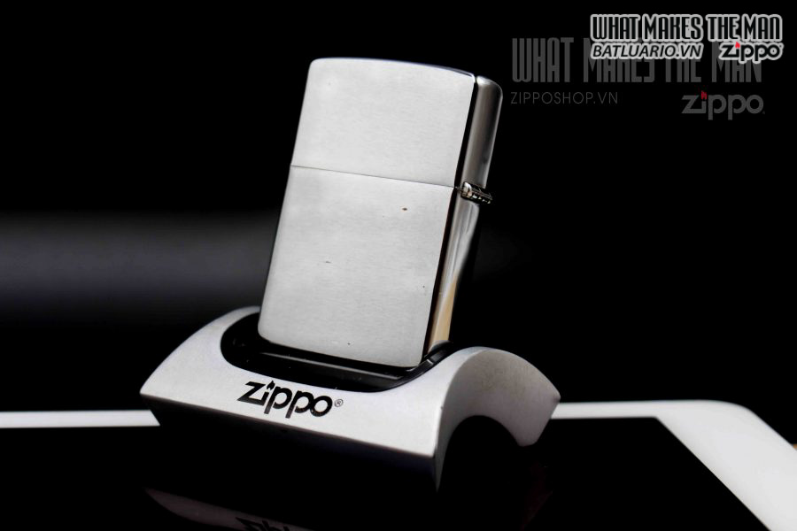 ZIPPO XƯA 1967 – NATIONAL STATE BANK 8