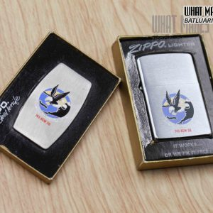 ZIPPO XƯA 1971 – 743 AIRCRAFT CONTROL AND WARNING SQ 6