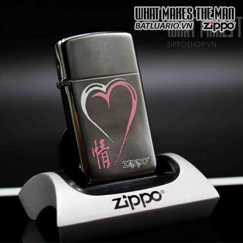 ZIPPO 1610 LOVE SERIES