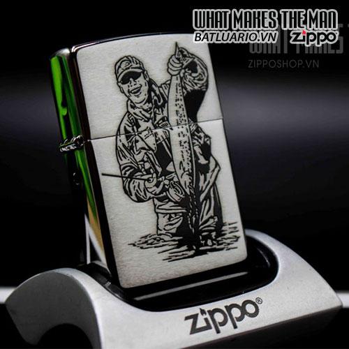 ZIPPO 200 FISHERMAN