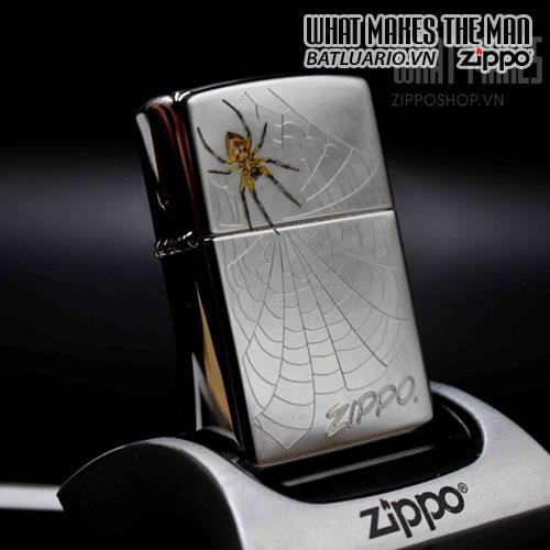 ZIPPO 250 SPIDER AND WEB