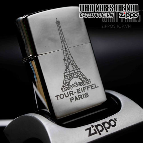 ZIPPO 250 TOUR - EIFFEL PARIS