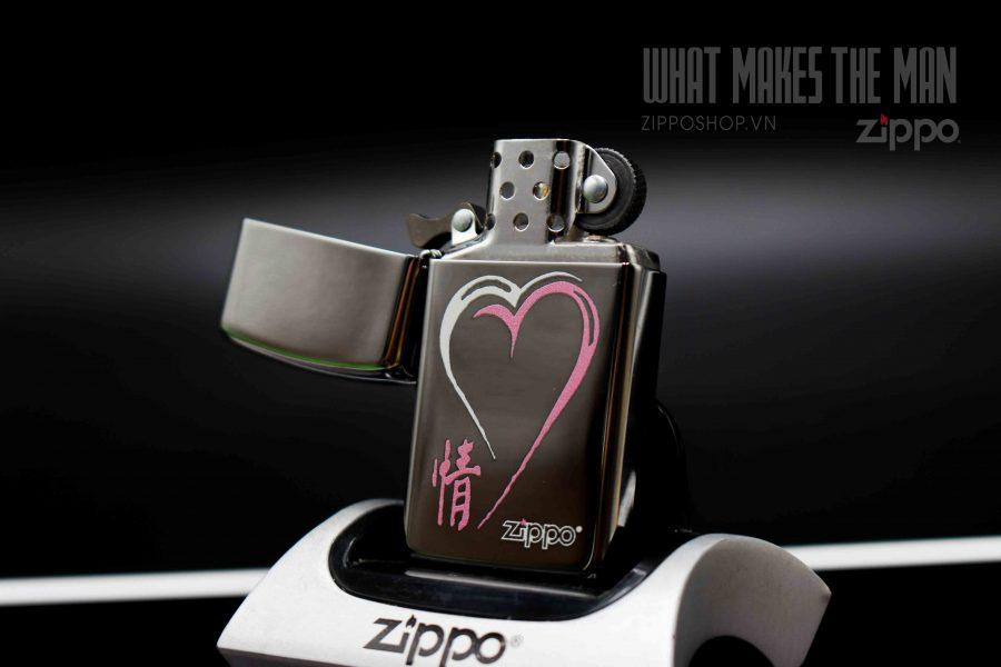 ZIPPO 1610 LOVE SERIES 2