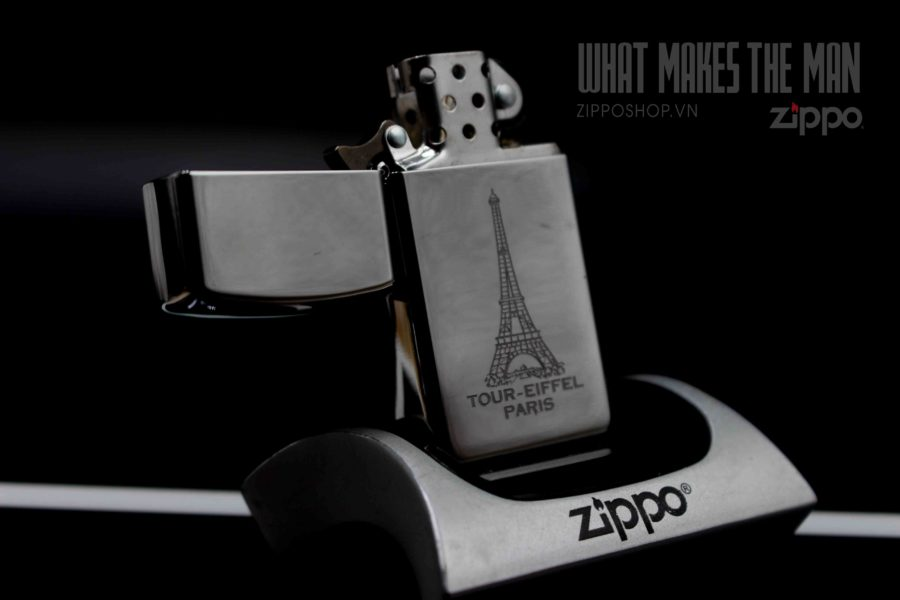 ZIPPO 1610 TOUR EIFFEL 7