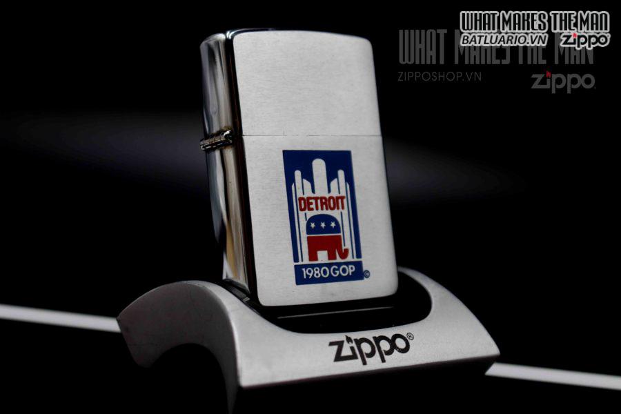 ZIPPO 1980 – DETROIT 5