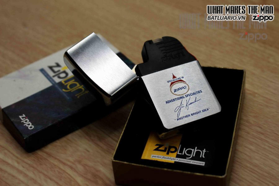 ZIPPO LA MÃ 1996 – ZIPLIGHT ADVERTISING SPECIALTIES 3