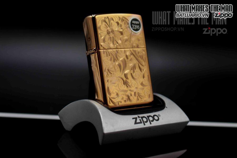 ZIPPO LA MÃ 2000 – ROSE GOLD 3