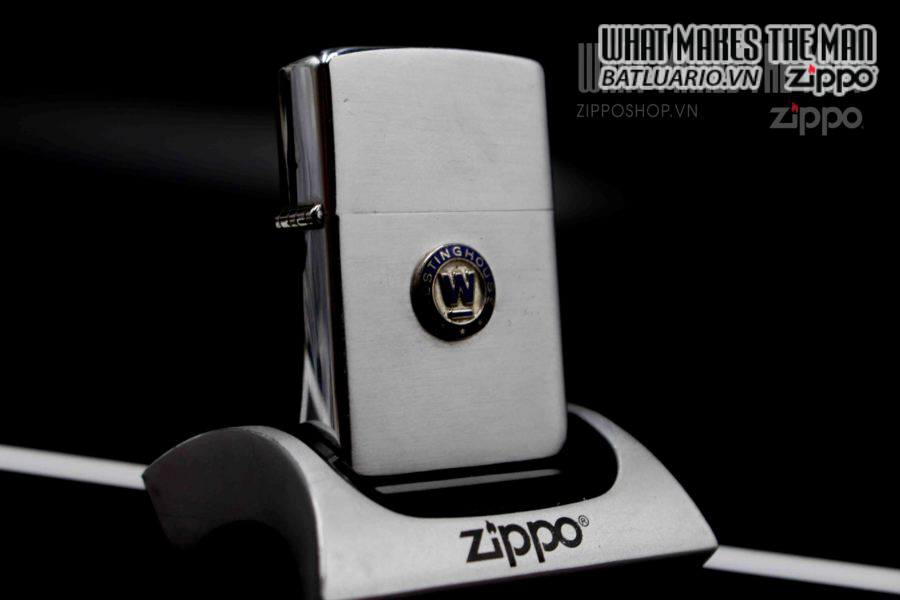 ZIPPO XƯA 1958 – WESTING HOUSE 6