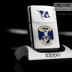 ZIPPO 1982 – UNITED STATES SEVENTH FLEET MILITARY NAVY 5