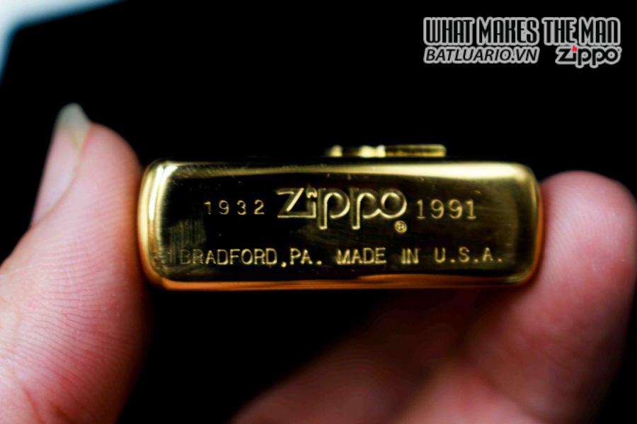 ZIPPO 1932-1991 – EMBLEM ZIPPO 3