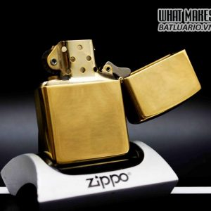 ZIPPO 1932-1991 – EMBLEM ZIPPO 5