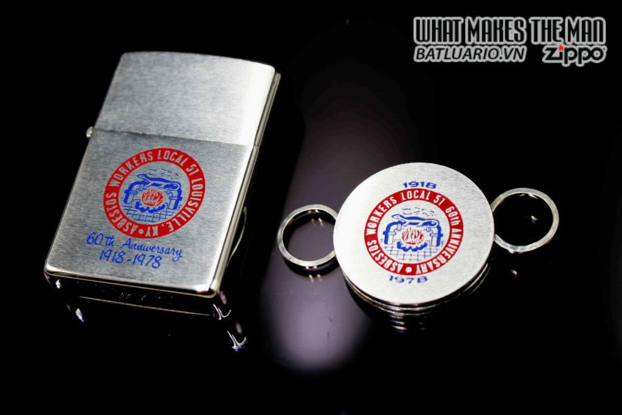 ZIPPO GIFT 1978 – ASBESTOS WORKERS LOCAL 51 6