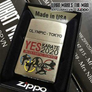 ZIPPO KHẮC OLYMPIC TOKYO 02 - ZIPPO 200.OLYMPIC 02