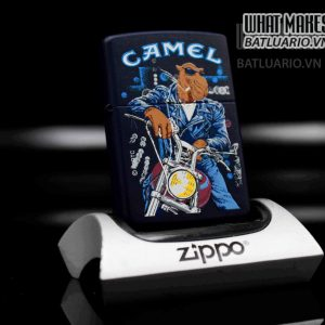 ZIPPO LA MÃ 1998 – CAMEL – MATTE 5