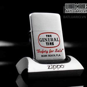 ZIPPO XƯA 1956 – GENERAL TIRE 4