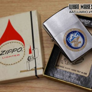 ZIPPO XƯA 1978 – UNITED STATES NAVAL FORCES EUROPE – COMMANDER IN CHIEF 5