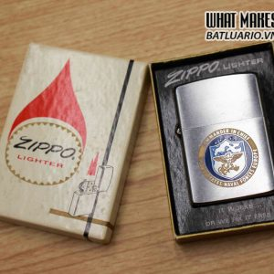 ZIPPO XƯA 1978 – UNITED STATES NAVAL FORCES EUROPE – COMMANDER IN CHIEF 6