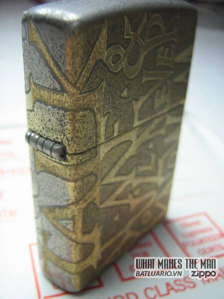 PAUL FLEMING - ONE OF A KIND ZIPPO 10