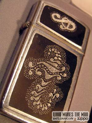 PAUL FLEMING - ONE OF A KIND ZIPPO 4