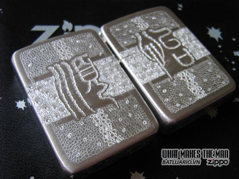 PAUL FLEMING - ONE OF A KIND ZIPPO 6