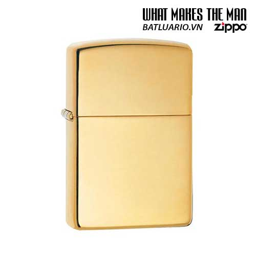Zippo 169 – Zippo Armor High Polished Brass
