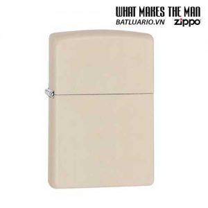 Bật Lửa Zippo 216 – Zippo Cream Matte
