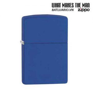 Zippo 229 – Zippo Royal Blue Matte