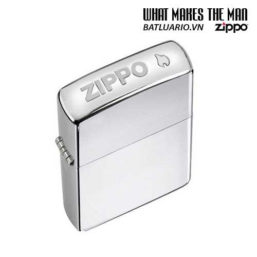 Zippo 24750 – Zippo Crown Stamp High Polish Chrome