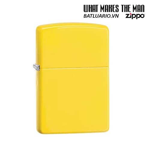 Zippo 24839 – Zippo Lemon Matte