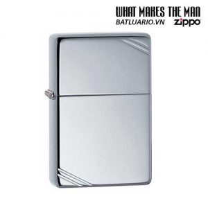 Zippo 260 – Zippo Vintage High Polished Chrome