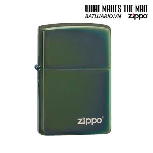 Zippo 28129ZL – Zippo Chameleon with Zippo Logo