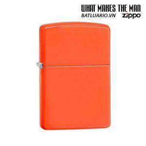 Zippo 28888 – Zippo Neon Orange Matte