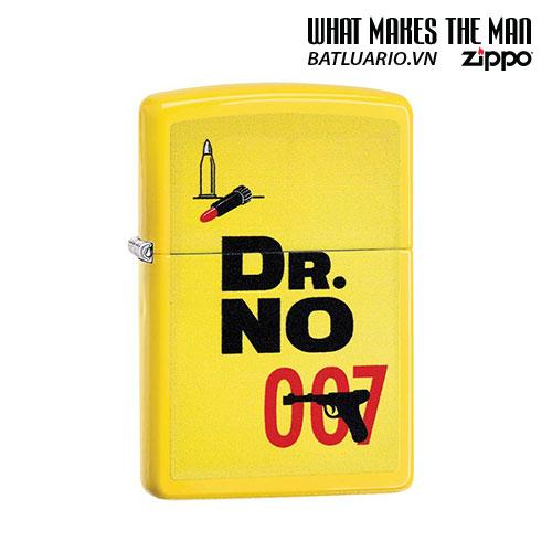 Zippo 29565 - Zippo James Bond Dr. No Lemon
