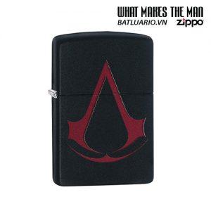 Zippo 29601 - Zippo Assassin's Creed® Assassin's Creed Black Matte