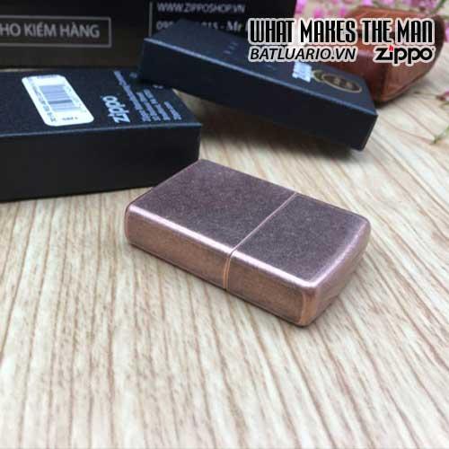 Bật Lửa Zippo 301FB – Zippo Antique Copper 9