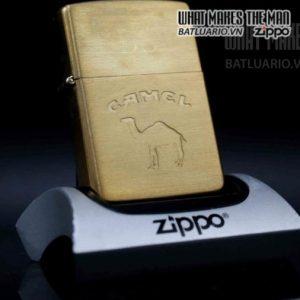 zippo 1932 1992 camel đồng nguyên khối 1