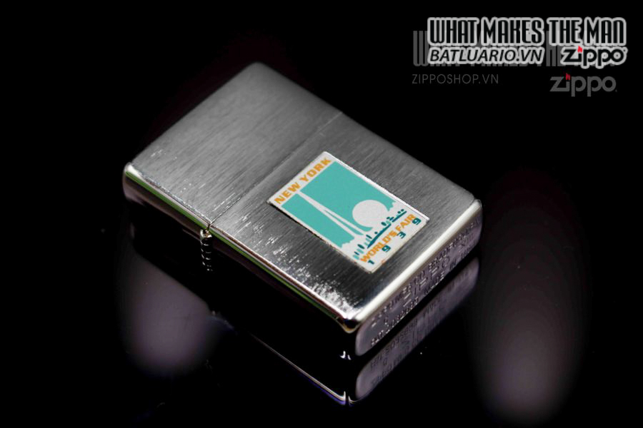 ZIPPO 1997 – REPLICA METALIQUE WORLD'S FAIR 5