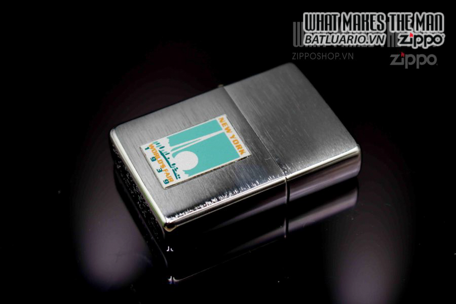 ZIPPO 1997 – REPLICA METALIQUE WORLD'S FAIR 6