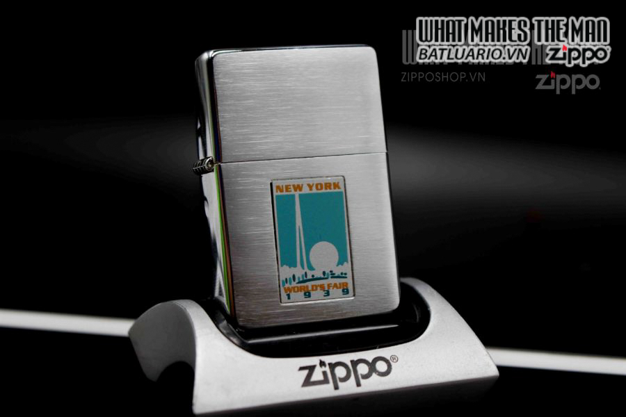 ZIPPO 1997 – REPLICA METALIQUE WORLD'S FAIR 10