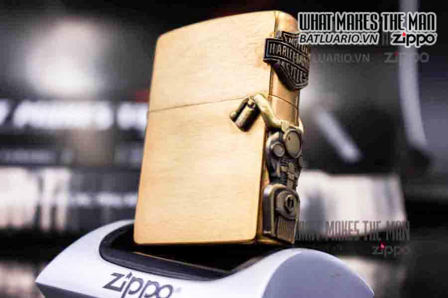 ZIPPO 2001 – HARLEY DAVIDSON® 3