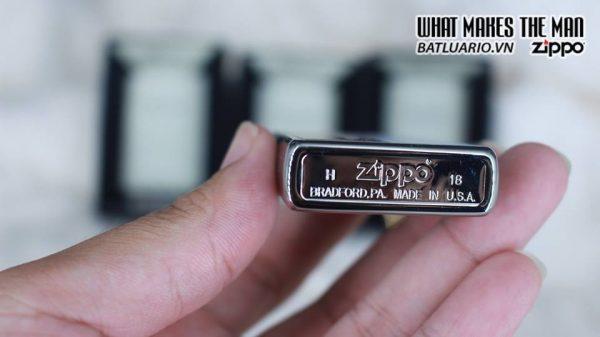 Zippo 29475 - Zippo Olivia De Berardinis Brushed Chrome 8