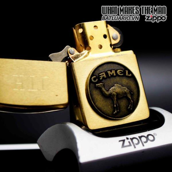 zippo chu niên 1932-1992 camel 5