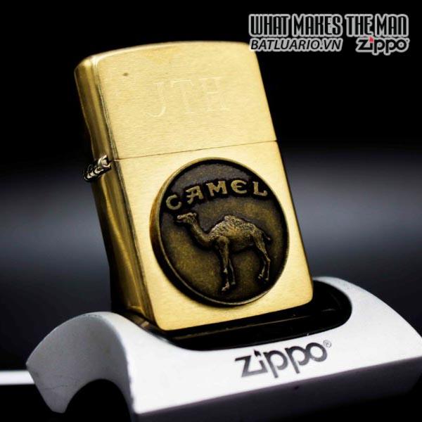 zippo chu niên 1932-1992 camel