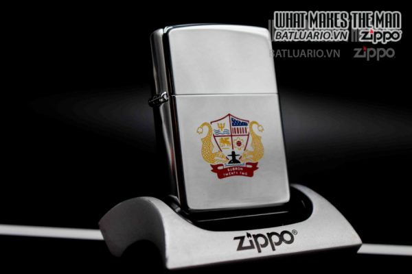 ZIPPO LA MÃ 1990 – SUBRON 22 1
