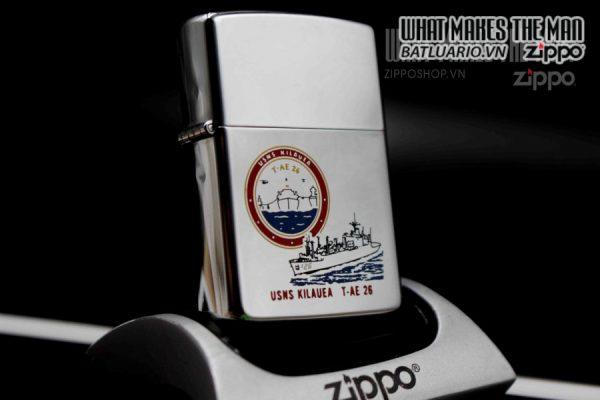 ZIPPO LA MÃ 1991 – USNS KILAUEA T-AE 26 6