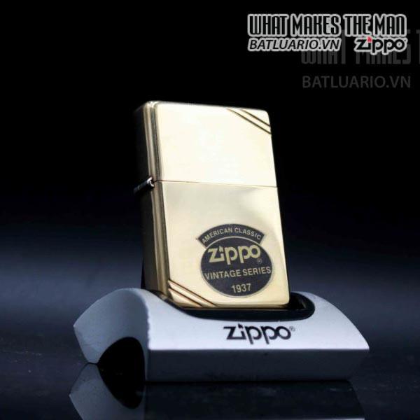 zippo la ma 1994 vintage 1937 đồng nguyên khối 1