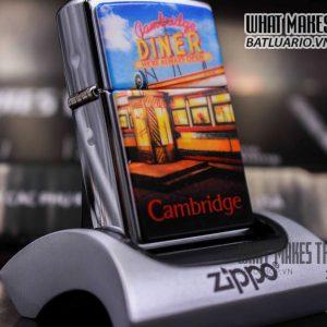 ZIPPO LA MÃ 1998 – CAMBRIDGE 1