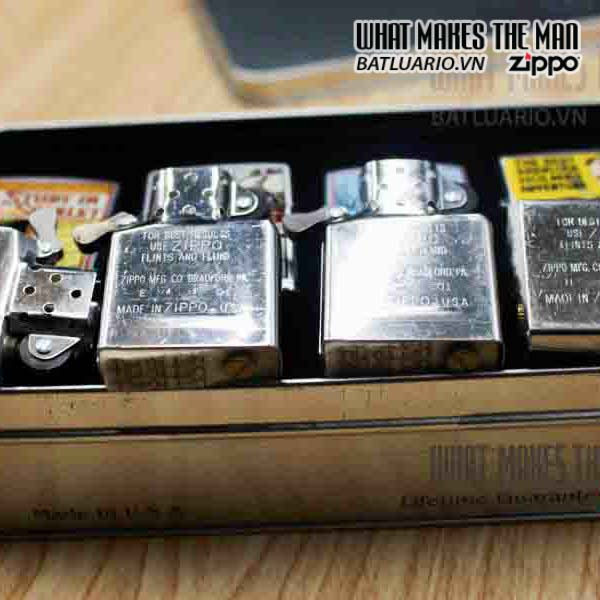 zippo set the adventures of sherlock holmes 6