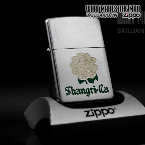 zippo xưa 1951-1952 shangri la 1